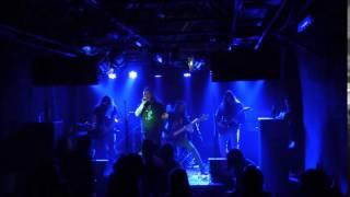 Eruption - Last Transmission Live @ Klub Pallach, Rijeka, March 2015