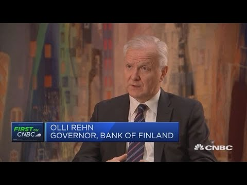 ECB's Rehn: Euro area needs to deal with Italian finances | Street Signs Europe