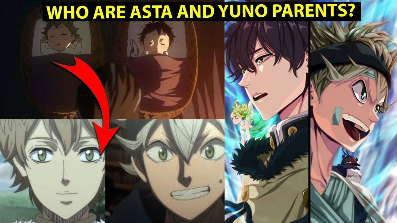 astas parents