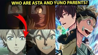 Who Are Asta & Yuno's Parents? Why Asta Can't Use Magic - Black Clover Theory