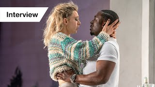 Interview: Julie | Vanessa Kirby, Eric Kofi Abrefa and Thalissa Teixeira | National Theatre at Home