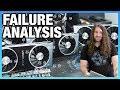 RTX 2080 Ti Failure Analysis: Artifacting, Thermals, Black Screens, & Defects