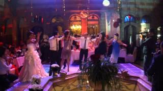 Zorba in wedding