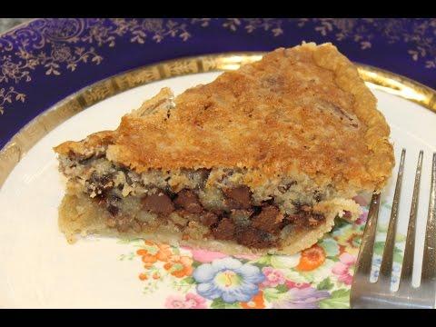 Kevin Makes Kentucky Derby Pie – Recipe