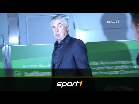 Nach Rauswurf beim FC Bayern: Neuer Job für Carlo Ancelotti? | SPORT1 - DER TAG