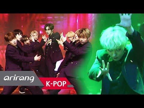 [Simply K-Pop] NOIR(느와르) _ GANGSTA _ Ep.311 _ 051118