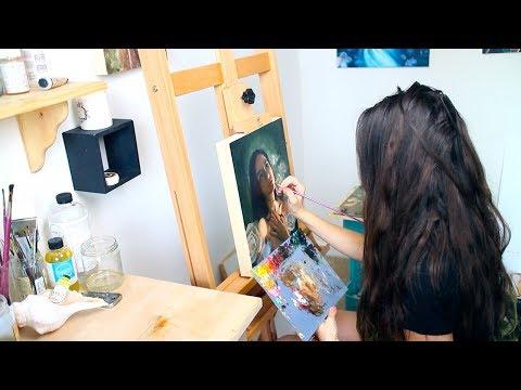 Finding Balance | Lena's Art Diary #13