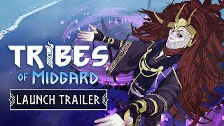 Tribes of Midgard 宣传影像