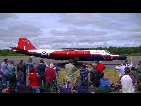 Cold War Jets Day 2017: English Electric Canberra
