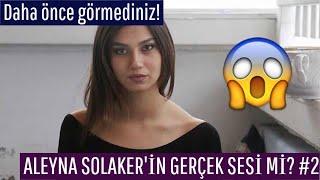 Aleyna Solaker (Meral) Dizide Şarkıları Kendisi Mi Seslendiriyor? | 2