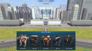 War Robots [3.9] Test Server - NEW FREE FOR ALL Gamemode