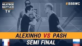 Alexinho vs Pash - Semi Final - 5th Beatbox Battle World Championship