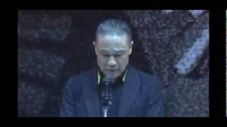 ギレンの演説【実写版】ギレン・ザビ演説 ~ガルマ国葬~ 生アフレコ 銀河万丈 検索動画 7
