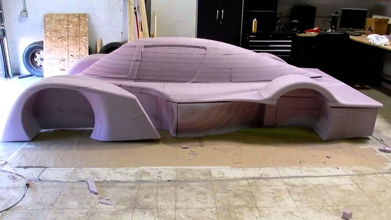 Building A Cnc Buck For Race Car Youtube