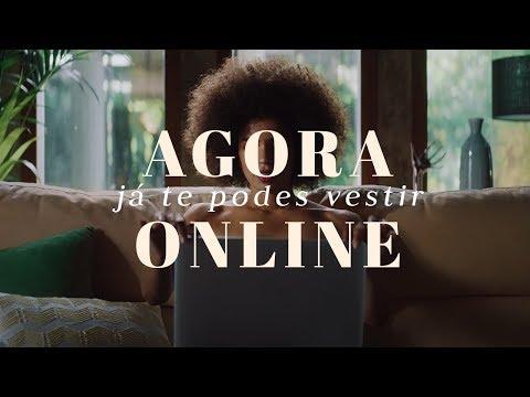 A melhor moda online