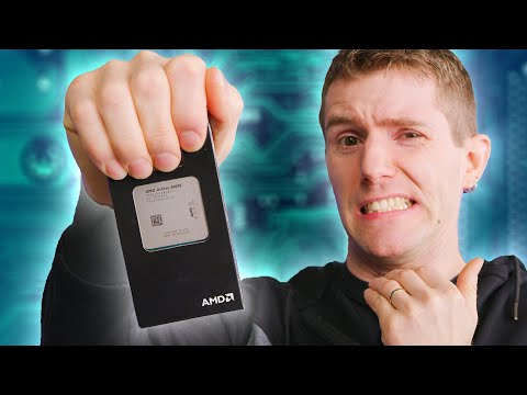Should you buy a $50 CPU??