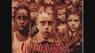 Korn - No One's There