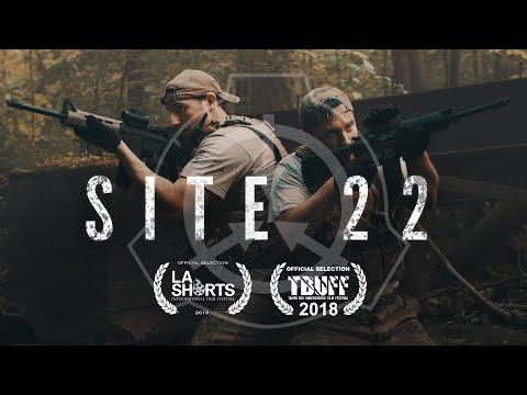 SCP: SITE 22 - Short Film