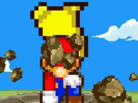 Super Mario Bros Z: