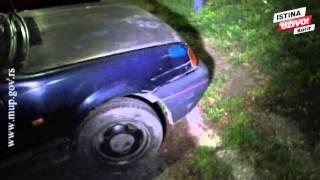 NA METI BILI GOLFOVI I AUDIJI: Pali serijski kradljivci automobila
