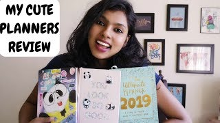 Cute Planners India Review - 2019 Cute & Best Planners for Girls|How to Stay Healthy and Fit 2019 |