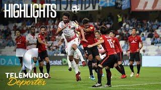 Highlights: Wydad Athletic Casablanca 2 – Urawa Red Diamonds 3   Copa Mundial de Clubes FIFA   Telem