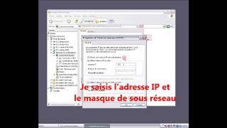 Configurer l'adresse IP d'un ordinateur