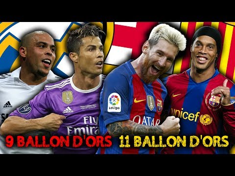 Do Barcelona Have More Legends Than Real Madrid?! | #StatWarsTheChampions!