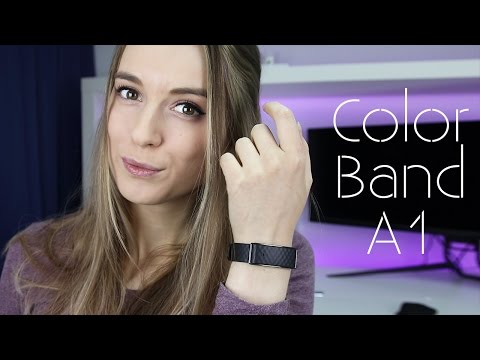 Huawei Color Band A1 ACTIVITY TRACKER review