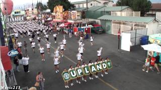 Upland Highland Regiment - Scotland the Brave - 2015 LACF Marching Band Competition
