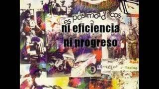 ESPASMODICOS - Ni Eficiencia ni Progreso -