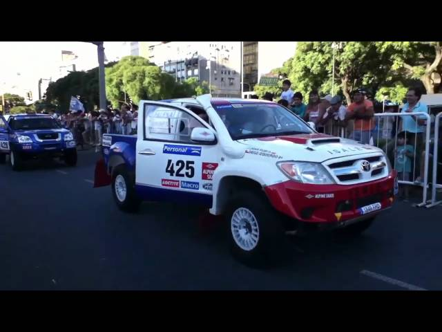 Dakar HD argentina chile 2011 Travel Video
