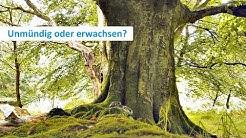Unmündig oder erwachsen? - Karl-Hermann Kauffmann