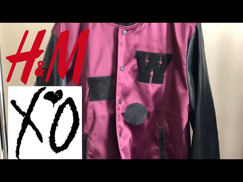 THE WEEKND X H&M JACKET REVIEW