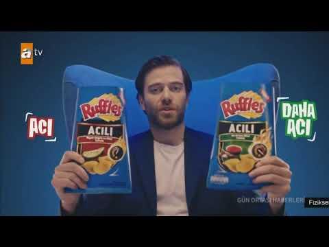ATV Yeni Reklam Jeneriği Ruffles 108