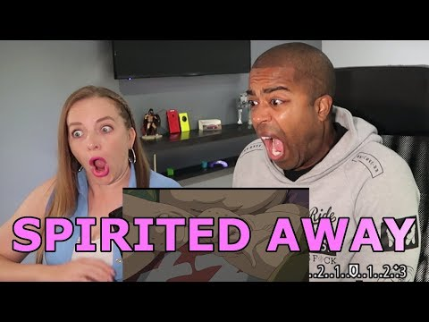 Spirited Away (REACTION 🔥) Movie Review