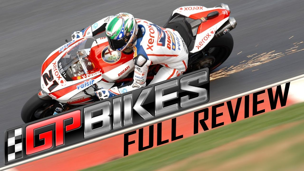 Gp Bikes Full Review 2017 Motorbike Racing Simulation Youtube