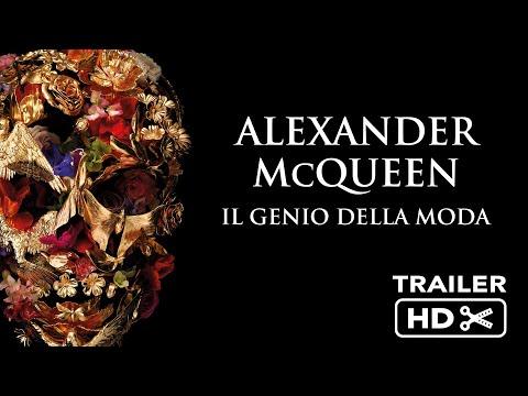 ALEXANDER McQUEEN - IL GENIO DELLA MODA   trailer italiano ufficiale HD