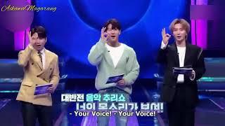 [ENGSUB] ICSYV S8 EP.5 Baek Ji Young and Kang Daniel Introduction