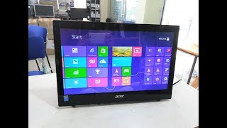 Acer All-In-One Desktop PC Hands On & Review (Aspire Z1-601)