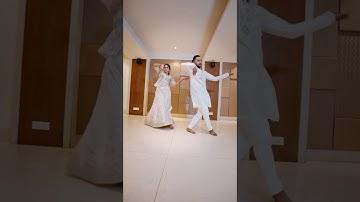 Tarasti Hai Nigahen | Ghalat Fehmi Dance #Shorts by Tejas & Ishpreet