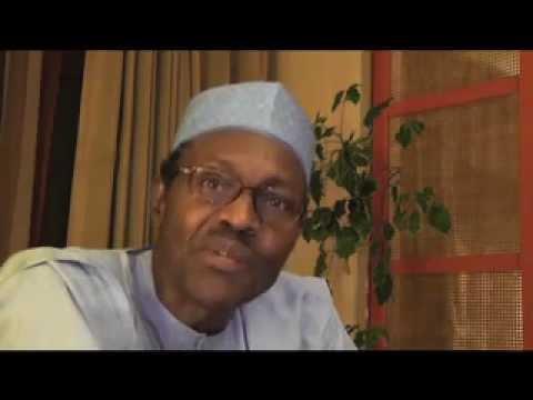 General Muhammadu Buhari's Interview thumbnail