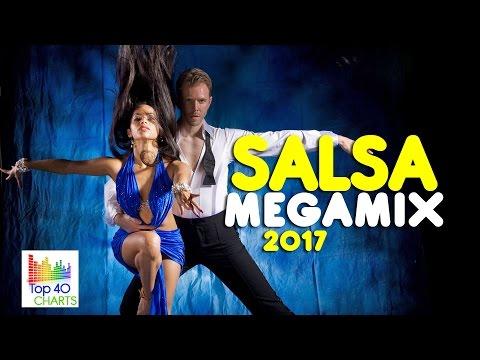 SALSA 2017 - MEGAMIX HD ★ LO MEJOR DE LA SALSA ROMANTICA, SALSA PARA BAILAR ★ EXITOS 2017 ★