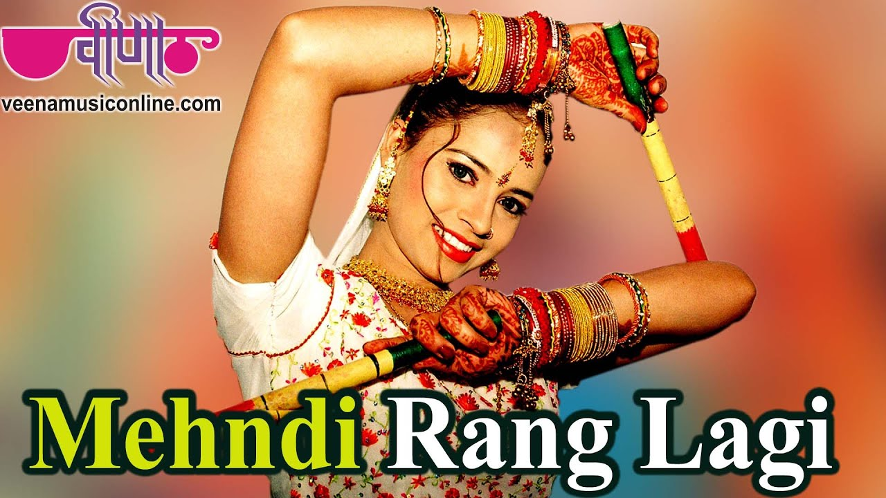 Navratri garba songs 2019 hindi | mehndi rang lagi full hd | hit.