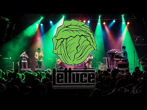 """Lettuce """"Madison Square"""" First Ave - 02.17.15"""