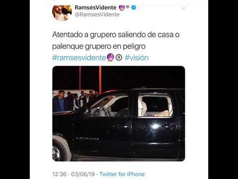 ➡️ Asesinan al grupero Samuel Barraza en Tijuana #ramsesvidente🔮®️ #visióncumplida✅
