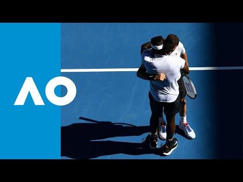 Tiafoe's winning game taking him to the quarter final (4R) | Australian Open 2019 Mp3