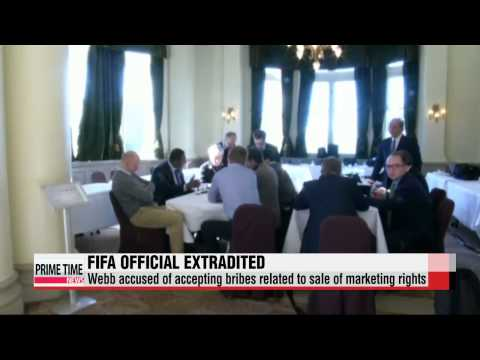 Switzerland extradites first official to U.S. in FIFA case   스위스 FIFA 장관, 미국으로 인