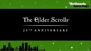 Bethesda Game Days – The Elder Scrolls 25th Anniversary Panel