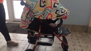 Обзор коляски Rant Kira Plus